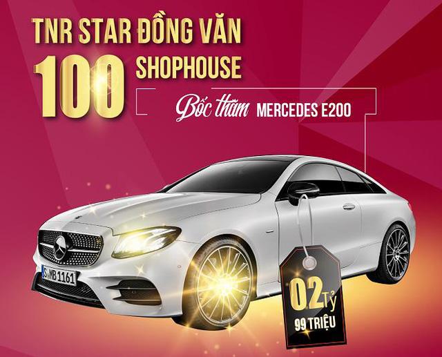 Chương trình bốc thăm cho khách hàng tại dự án TNR Stars Đồng Văn, Hà Nam - Ảnh 1.