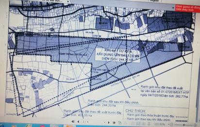 Chấp thuận để Hồ Tràm xây dựng sân bay tại Bà Rịa-Vũng Tàu - Ảnh 1.